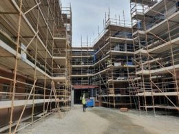 Construction Greystones