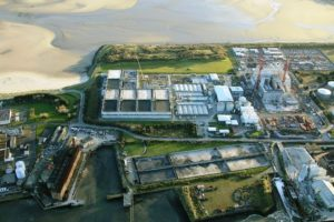 Ringsend water plant